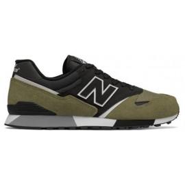 Zapatillas New Balance U446GKW verde caqui/negro hombre
