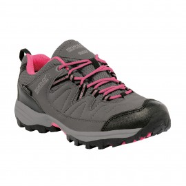 Zapatillas trekking Regatta Holcombe Low II niña