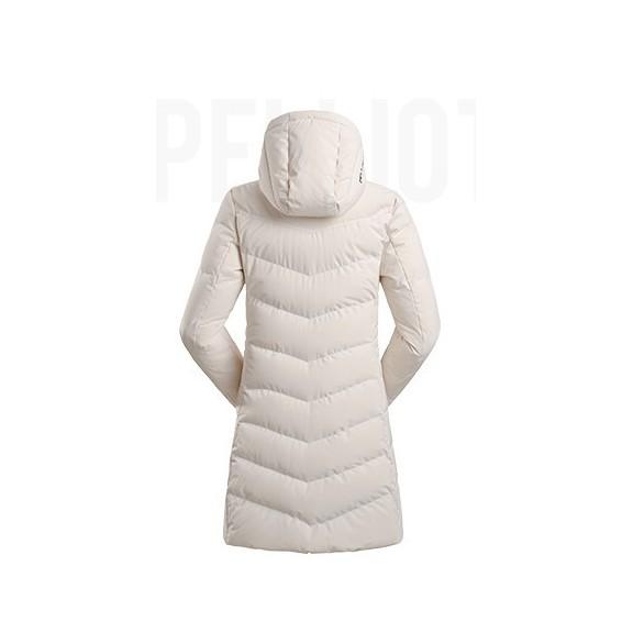 f2b1b9a1fb8c0 Abrigo de plumas Pelliot 12740810 beige mujer - Deportes Moya