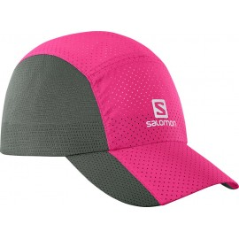 Gorra Salomon Xt Compact Cap rosa/verde