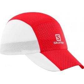 Gorra Salomon Xt Compact Cap rojo rojo/blanco