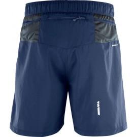 Pantalón corto Salomon Trail Runner azul oscuro hombre