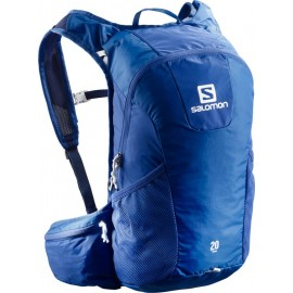 Mochila trail Salomon Trail 20 azul/blanco