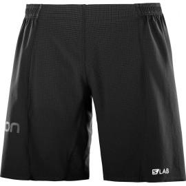 Pantalón corto Salomon S/Lab 9 negro hombre