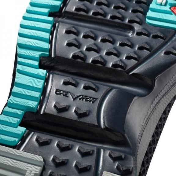 Zapatillas descanso Salomon Rx Moc 3.0 marino/turquesa mujer