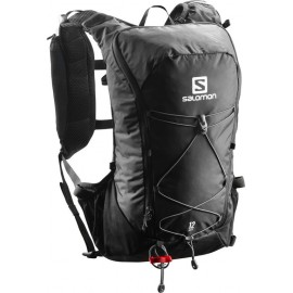 Mochila trail running Salomon Agile 12 Set negro