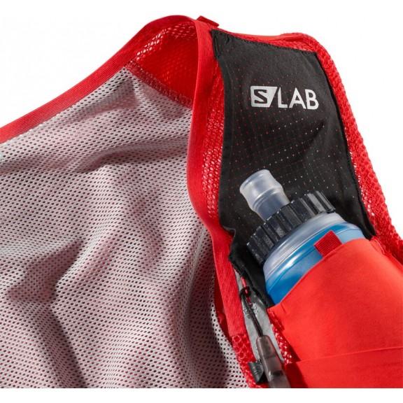 bdead0c0c35 Mochila Trail Running Salomon S/Lab Sense Ultra 8 Set Rojo ...