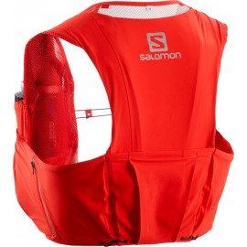 Mochila trail running Salomon S/Lab Sense Ultra 8 Set rojo
