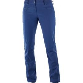 Pantalón Salomon Wayfarer LT azul mujer