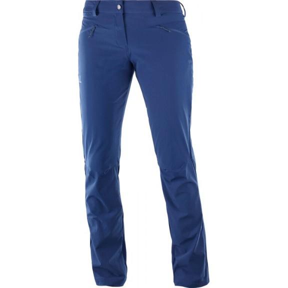 Wayfarer Moya Deportes Salomon Lt Mujer Pantalón Azul 5Sq1xFWYw