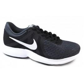 Zapatillas Nike Revolution 4 (Eu) negro/blanco mujer