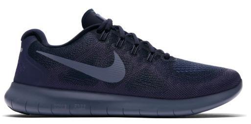 f55fda8f5ea6a Zapatillas Nike Free Rn 2017 Marino Hombre - Deportes Moya