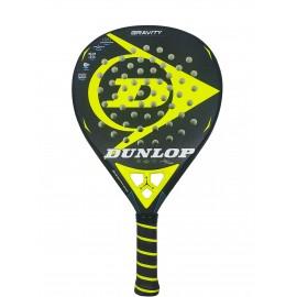 Pala Dunlop Gravity 2018 negro/amarillo