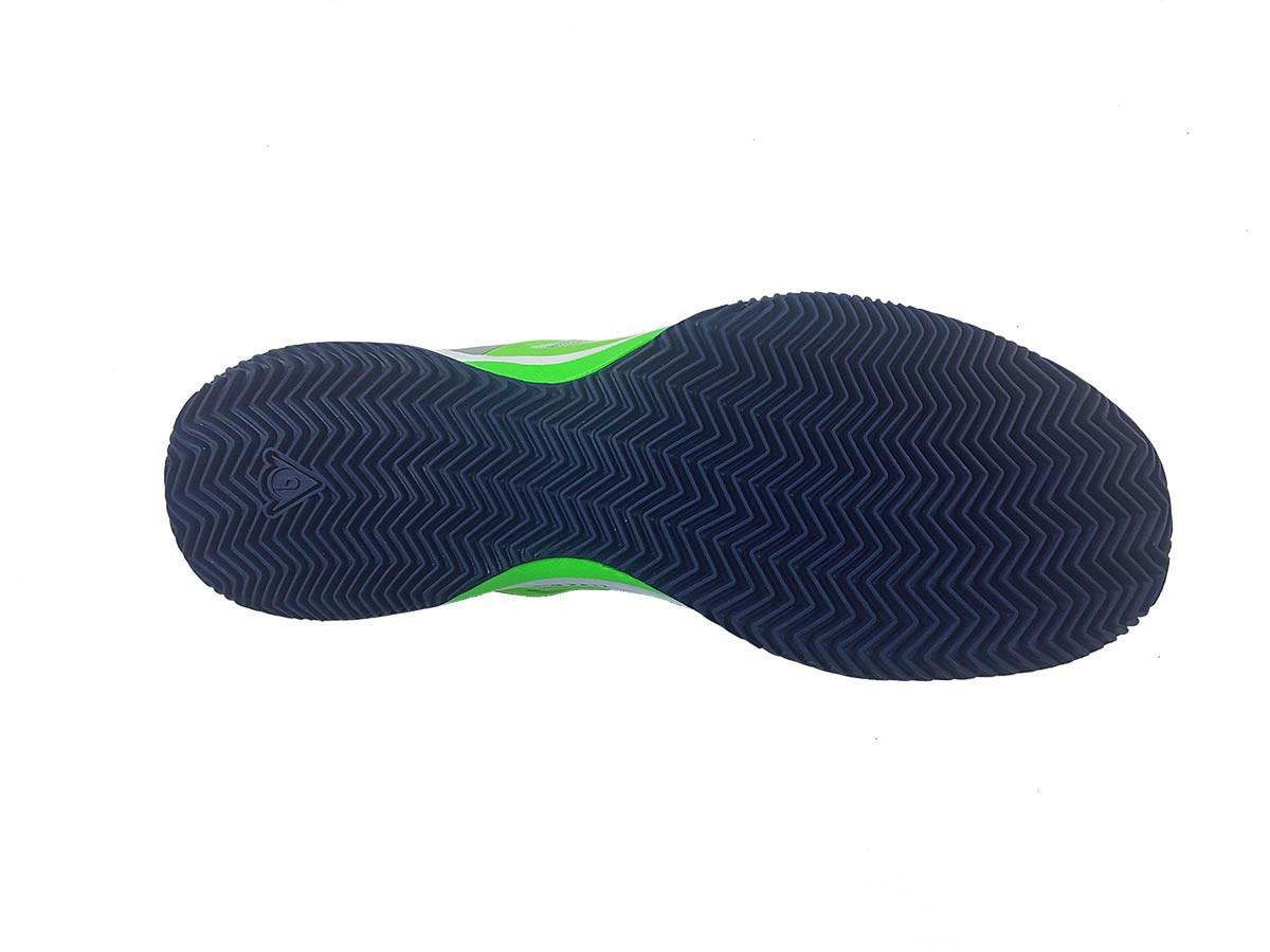 Zapatilla Pádel Dunlop Extreme Verde Hombre 2018 Deportes Moya