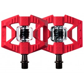 Pedales Crank Brothers Doubleshot 1 rojo