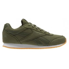 Zapatillas Reebok Royal Cljog verde junior