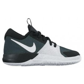 Zapatillas de baloncesto Nike Zoom Assersion (GS) negro jr