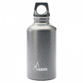 Botella Laken Futura 0.35L gris