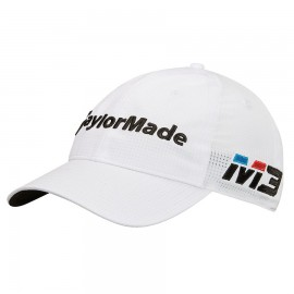 Gorra Taylormade TM18 Lite Tech Tour blanca