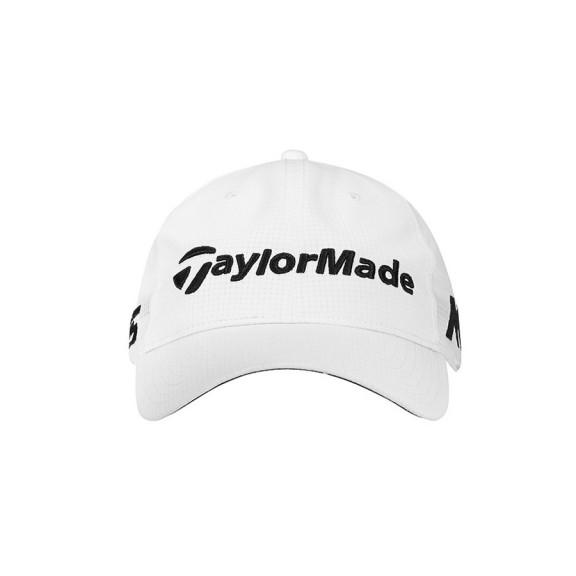 Gorra Taylormade Tm18 Lite Tech Tour Blanca - Deportes Moya f1789a639eb