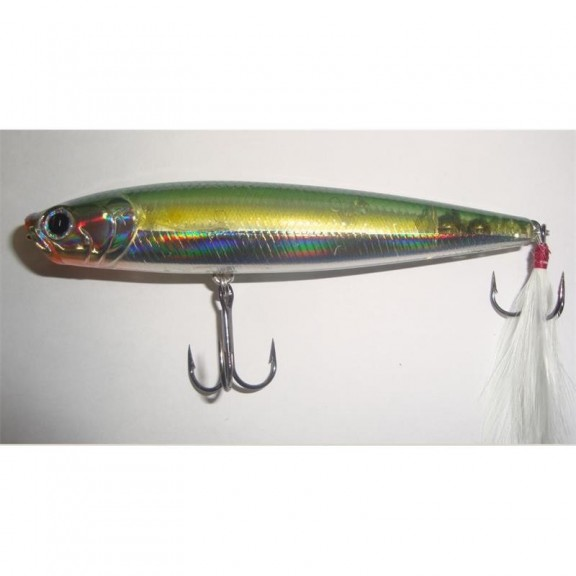 Lucky Craft Gunfish 115 Sexy spn alb Sexy spanish alburno