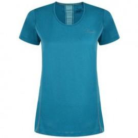 Camiseta Dare2b Aspect running turquesa mujer