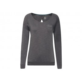 Camiseta Dare2b Overt running gris mujer