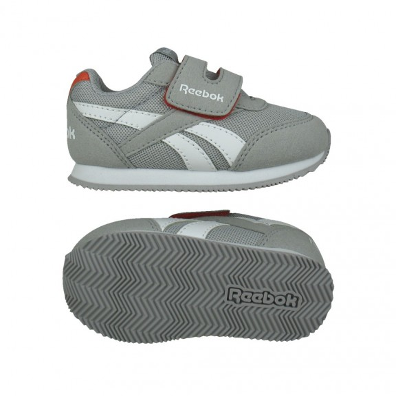 release date 74dc0 26c7c Zapatillas Reebok Royal Cljog V gris baby