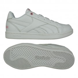 Zapatillas Reebok Royal Prime blanco/rosa junior