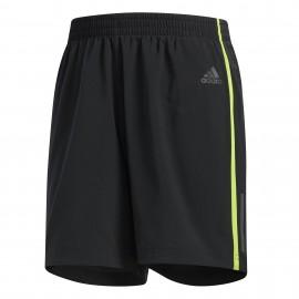 Pantalón corto Adidas  Response negro hombre