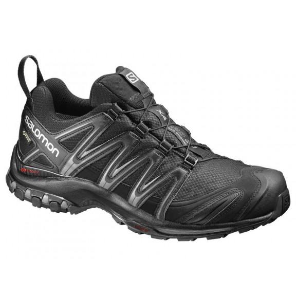 Zapatillas trail running Salomon Xa Pro 3D GTX negra hombre