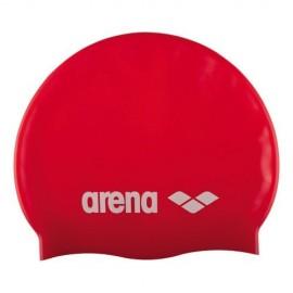 Gorro Arena Silicona Classic adulto rojo