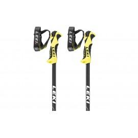 Bastones esquí Leki Spark Lite S antracita blanco