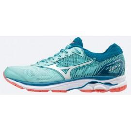 Zapatillas de running Mizuno Wave Rider 21 azul mujer