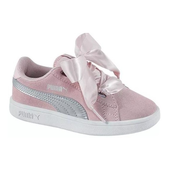 Puma Zapatos deportivos JR PUMA SMASH RIBB.PINK para niña XirOs6a36