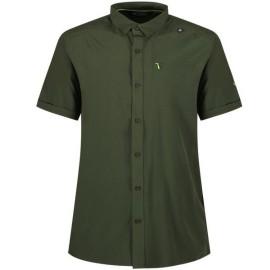 Camisa outdoor Regatta Kioga verde hombre