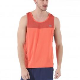 Camiseta John Smith Atul naranja hombre
