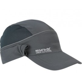 Gorra tecnica Regatta Protector II gris unisex
