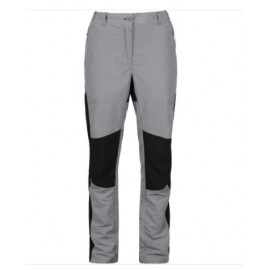 Pantalon largo montaña Regatta Sungari gris mujer