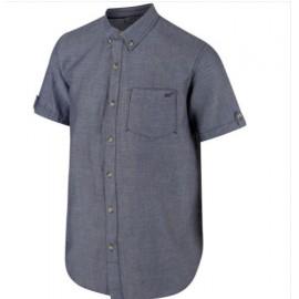 Camisa outdoor Regatta Damaro azul hombre