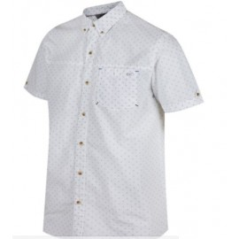 Camisa Outdoor Regatta Damaro blanco hombre