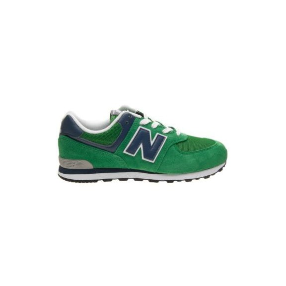 c68e2a80a50 Zapatillas New Balance Gc574Gn Verde Junior - Deportes Moya