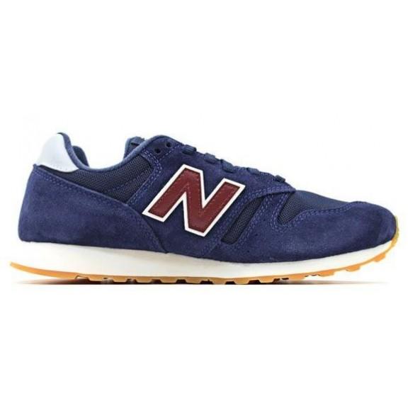 Zapatillas New Balance ML373NRG marino/rojo hombre