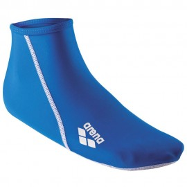 Escarpines lycra Arena Pool Socks azul royal junior