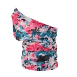Cuello outdoor Regatta Multitube camuflaje rosa unisex