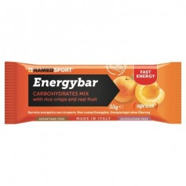 EnergyBar NamedSport Albaricoque 35g