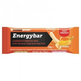 EnergyBar NamedSport Banana 35g