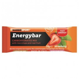 EnergyBar NamedSport Fresa Yogurt 35g