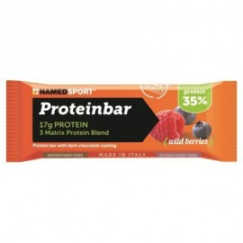 ProteinBar NamedSport Frutos del Bosque 50g