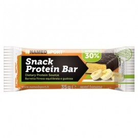 Snack Protein Bar NamedSport Banana 35g